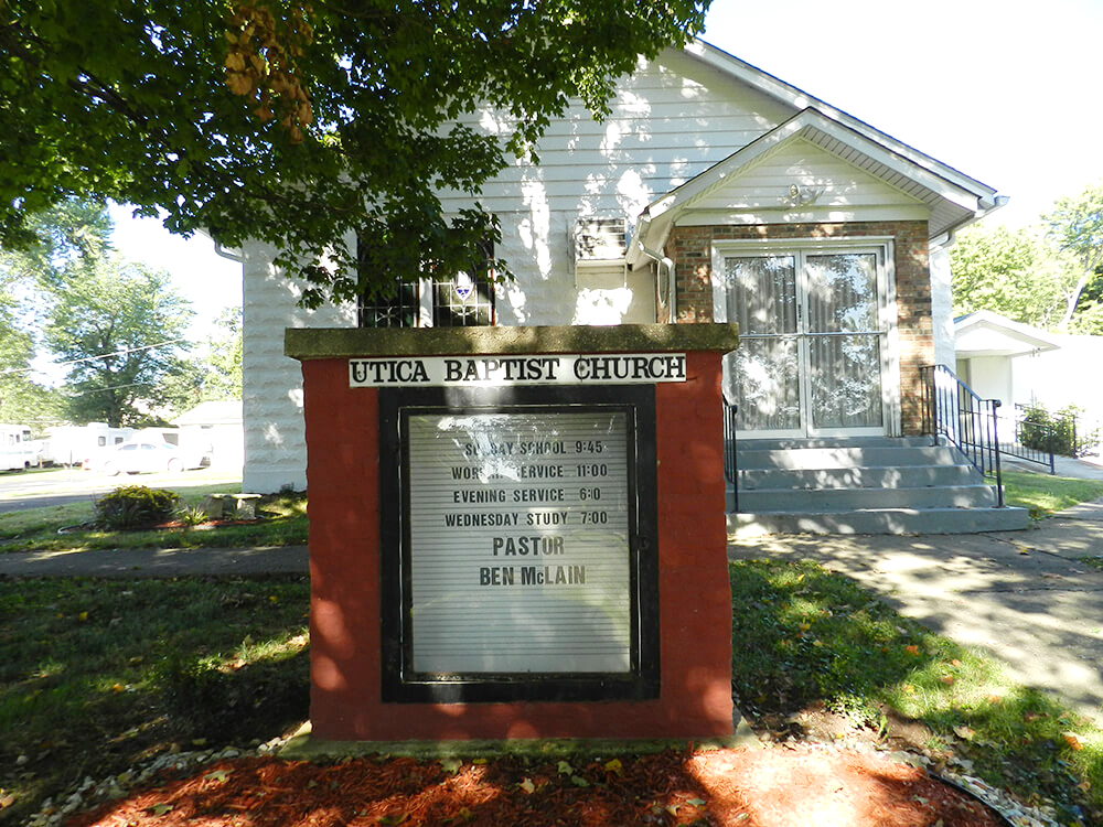 Utica Baptist Church