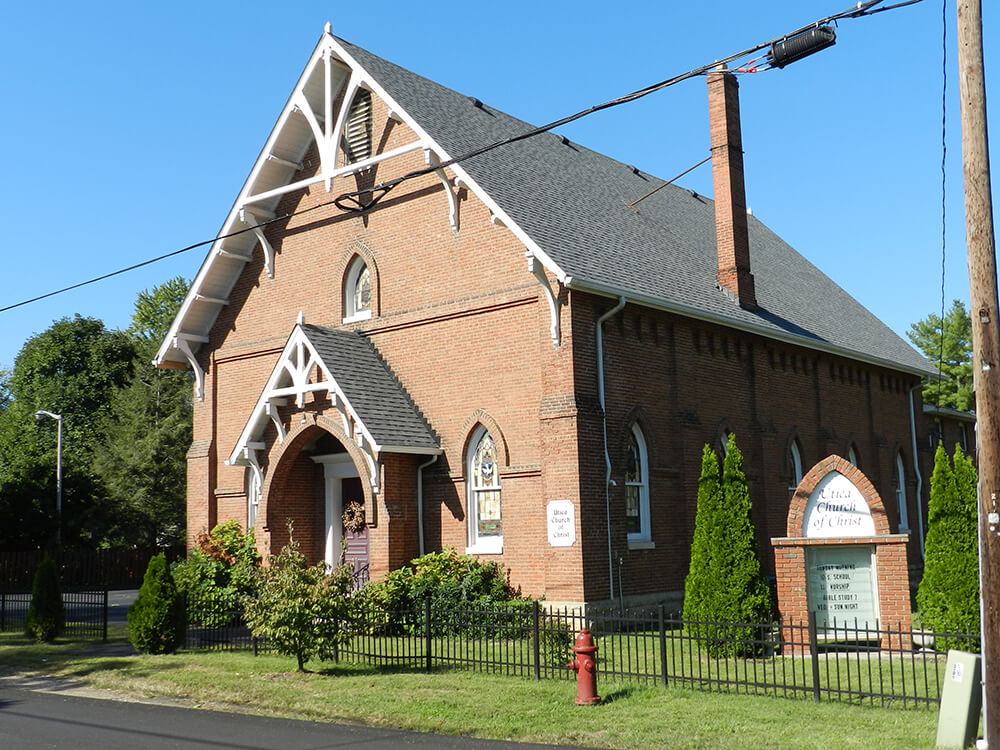 Utica Church of Christ